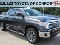 Gray 2017 Toyota Tundra SR5  Let the team at Gullo