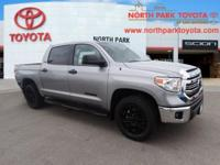Silver 2017 Toyota Tundra SR5  Let the team at Gullo