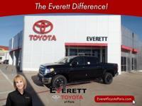 Recent Arrival! 2017 Toyota Tundra SR5 5.7L V8 Black