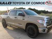 Brown 2017 Toyota Tundra SR5  Let the team at Gullo