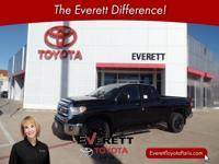 Recent Arrival! 2017 Toyota Tundra SR5 4.6L V8 Black