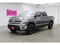 2017 Toyota Tundra TRD Crew Max Short Bed 4X4 5.7 Liter