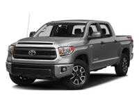 Look at this 2017 Toyota Tundra 4WD SR5. Its Automatic