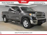 Toyota Certified! 2017 Toyota Tundra SR5 in Cement!