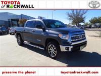 CARFAX One-Owner. Clean CARFAX. 2017 Toyota Tundra SR5