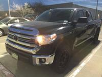 CARFAX One-Owner. Clean CARFAX. Black 2017 Toyota