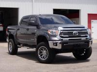 2017 Toyota Tundra SR5 Magnetic Gray Metallic Clean