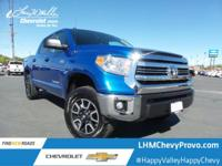 This 2017 Toyota Tundra 4WD SR5 is proudly offered by