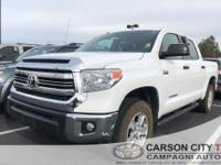 From work to weekends, this 2017 Toyota Tundra SR5