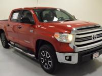 Delivers 17 Highway MPG and 13 City MPG! This Toyota