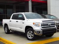 New Arrival! This 2017 Toyota Tundra 4WD SR5  will sell