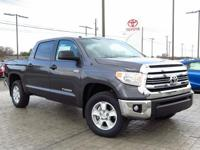 *Bluetooth* This 2017 Toyota Tundra 4WD SR5 is Magnetic