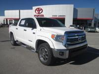 2017 Toyota Tundra SR5 i-Force 5.7L V8 Flex Fuel DOHC