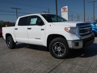 This 2017 Toyota Tundra 4WD SR5  will sell fast!