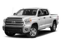 Boasts 17 Highway MPG and 13 City MPG! This Toyota
