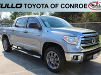 Silver 2017 Toyota Tundra SR5Let the team at Gullo
