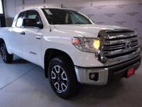 Toyota's full-size truck, the Tundra is a hard-core