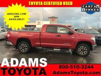Win a deal on this 2017 Toyota Tundra SR while we have