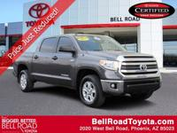 Come see this certified 2017 Toyota Tundra 2WD SR5. Its