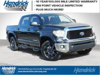 HENDRICK CERTIFIED***4X4*** Black exterior and Graphite