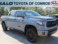 Gray 2017 Toyota Tundra TRD ProLet the team at Gullo