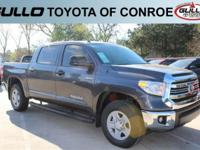 Gray 2017 Toyota Tundra SR5Let the team at Gullo Toyota