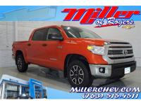 2017 Toyota Tundra - 4WD - 6-Speed Automatic Electronic