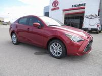 2017 Toyota Yaris iA 4D Sedan Pulse 40/32 Highway/City