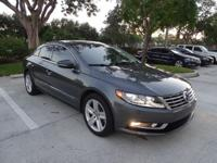 WorldAuto Certified Preowned. VW CC Sport / Sedan with