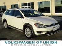 CARFAX One-Owner. Clean CARFAX. White 2017 Volkswagen