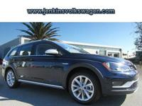 The Golf Alltrack is more than just a shiny wagon, as