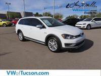 It doesn't get much better than this 2017 Volkswagen