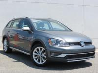 2017 Volkswagen Golf Alltrack TSI S 4Motion, New Price!