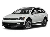 2017 Volkswagen Golf Alltrack Deep Black Pearl Metallic