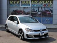 Gy 2017 Volkswagen Golf GTI S FWD 6-Speed DSG Automatic