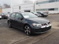 2017 Volkswagen Golf GTI Carbon Steel Gray Metallic S