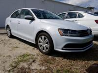 CARFAX One-Owner. Clean CARFAX. Silver 2017 Volkswagen