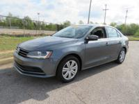 Jetta 1.4T S, 4D Sedan, 6-Speed Automatic with