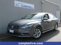 Passat S 1.8L Turbo. Alloy Wheels and nicely equipped.