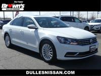 This 2017 Volkswagen Passat 1.8T SE is proudly offered
