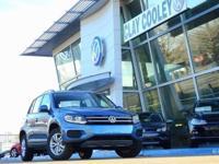 2017 Volkswagen Tiguan S  Options:  Abs Brakes
