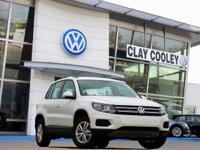 2017 Volkswagen Tiguan S AWD.  Options:  Abs Brakes