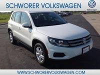 Schworer Volkswagen is pleased to be currently offering