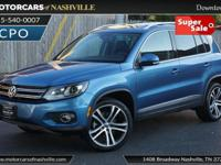 This 2017 Volkswagen Tiguan 4dr 2.0T SEL 4MOTION