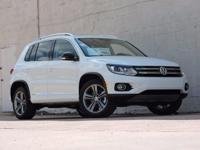 2017 Volkswagen Tiguan Sport 8 Speakers, Auto-dimming