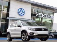 2017 Volkswagen Tiguan Sport AWD.  Options:  Navigation