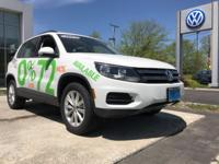 2017 Volkswagen Tiguan Limited 2.0T 4Motion AWD 6-Speed
