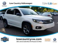 New Price! 2017 Volkswagen Tiguan Sport **VW CERTIFIED