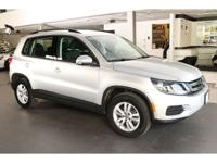 LIKE NEW! TRADED HERE! 2017 Volkswagen Tiguan S and