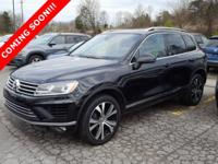 COMING SOON, 2017 VW TOUAREG WOLFSBURG 4MOTION LOADED